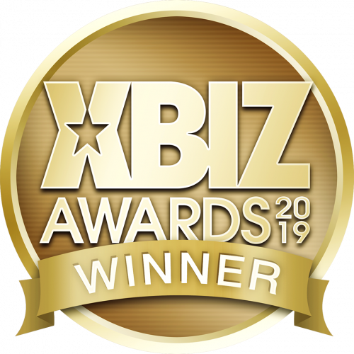 XBIZ Award Winner 2019 Logo