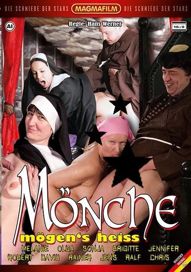 Mönche mögens heiss, deutscher Spielfilm
