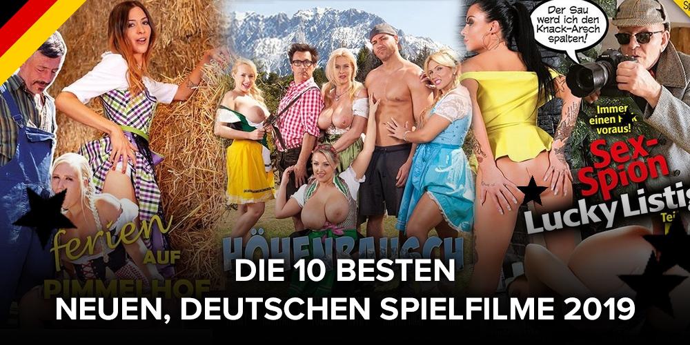 Top 10 neue, deutsche Spielfilme