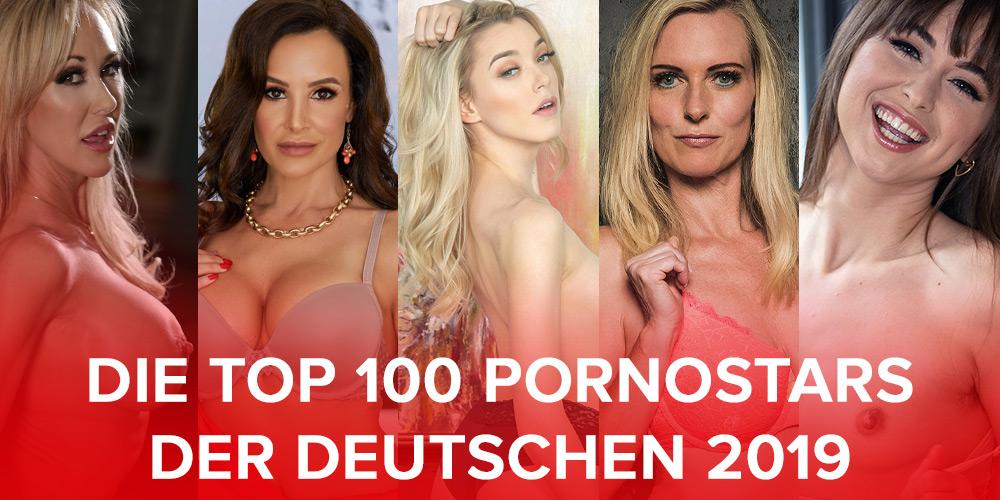 Top 100 Pornostars der Deutschen 2019